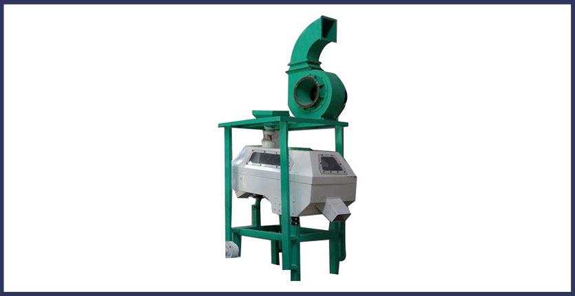 Vibro Destoner Machine Manufacturer   AHMEDABAD   GUJARAT   INDIA